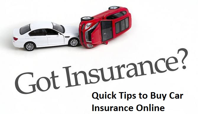 Auto Insurance Online Quotes | Quick Tips To Buy Car Insurance Online Affordable Price