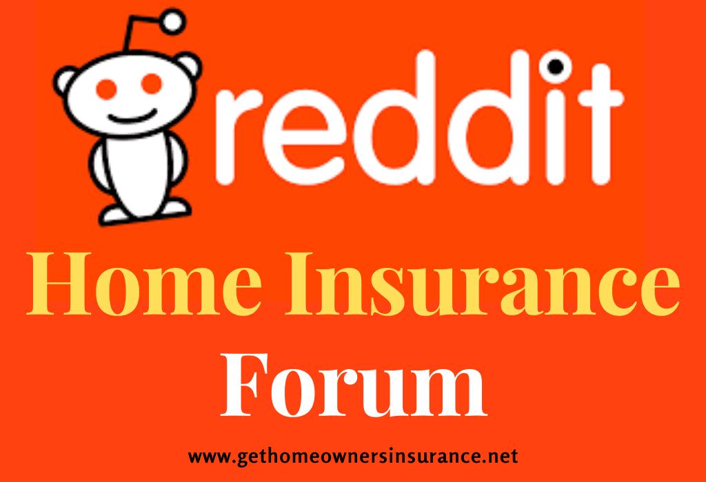 home_insurance_forum