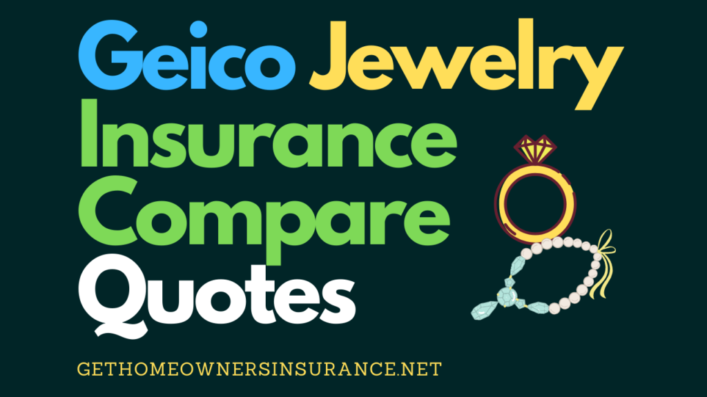 Jewelry homeowners insurance