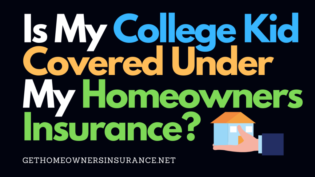 Coverage Under My Homeowners Insurance