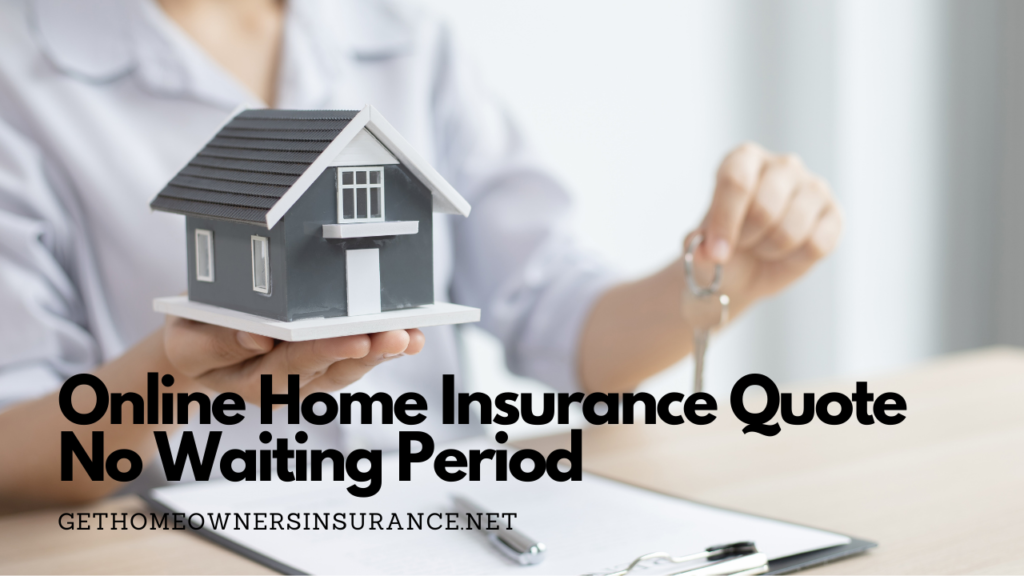 Online Home Insurance Quotes