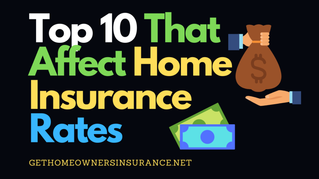 Compare Home Insurance Rates