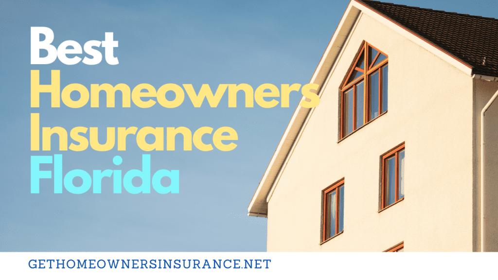 Best Homeowners Insurance