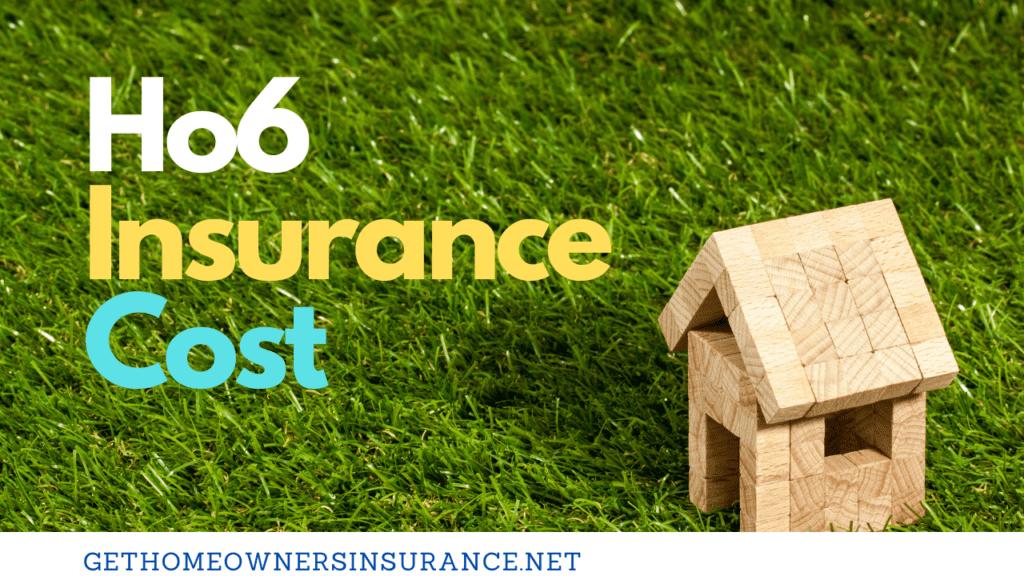 Ho6 Insurance