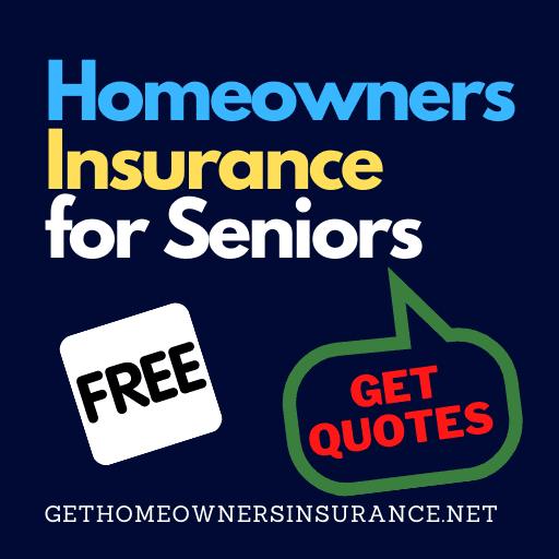 Homeowners insurance for seniors